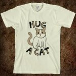 Because you can't hug EVERY cat, start with one.